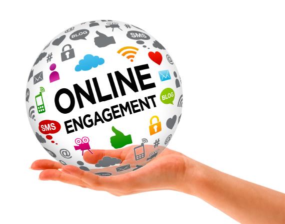 تعامل در شبکه های اجتماعی